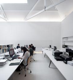 Escritorio Nuno Sampaio Arquitetos / Nuno Sampaio Arquitetos