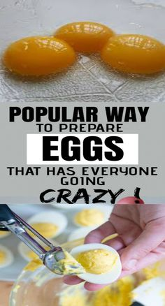 The Popular Way To Prepare Eggs That Has Everyone Going Crazy! Herbal Remedies, Health Remedies, Natural Remedies, Health Tips, Health And Wellness, Health Fitness, Body Fitness, Wellness Tips, Women's Health