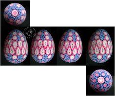 Quilling - egg 8 by Eti-chan.deviantart.com on @deviantART