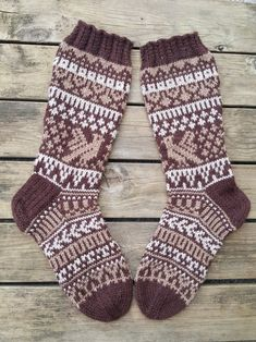 Awesome Socks, Cool Socks, Knitting Socks, Handicraft, Crochet, Fashion, Tutorials, Knit Socks, Craft