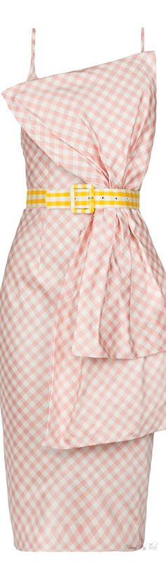 Pink Gingham | House of Beccaria~