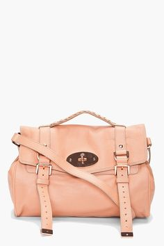 Seriously, everyone needs a Mulberry bag... pretty much one of my top loves in life.... next trip to England I'm buying one!  (Have a friend with connections there!)
