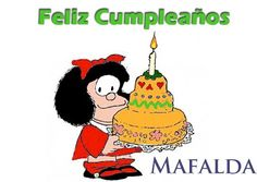 happy birthday mafalda - Google Search