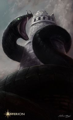 Cult of the Black Snake by Liarath.deviantart.com on @DeviantArt