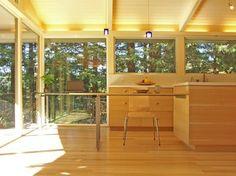 Orinda 1 - midcentury - kitchen - san francisco - Oikos Architecture