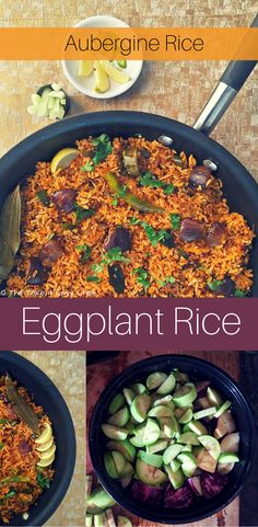 Vangi Bath (Eggplant Rice), is a popular rice-based delicacy from the Karnataka cuisine, where small pieces of aubergine is cooked with select spices.