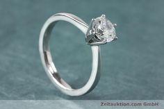 "InLumen Ring ""Sydney"" aus Platin Sydney, Engagement Rings, Jewelry, Stud Earrings, Ring, Enagement Rings, Wedding Rings, Jewlery, Bijoux"
