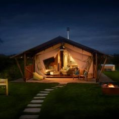 GLAMPING | Some Of T