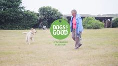 Dogs for Good - Meet Puppy Socialiser Pauline and Vinny Animal Courses, Meet, Puppies, Dogs, Life, Cubs, Doggies, Pup, Pet Dogs