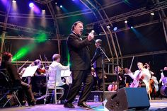 PICTURES: Opera singer Sir Bryn Terfel kicks off Upton House Music Festival (From Bournemouth Echo)