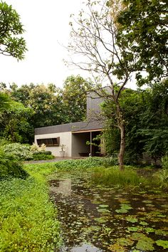 Studio Mumbai / Bijoy Jain. Copper House II 2012