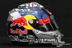 Sebastian Vettel - Red Bull Racing F1 2012