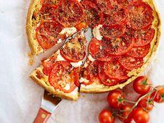 Kuvahaun tulos haulle tomaatti piirakka