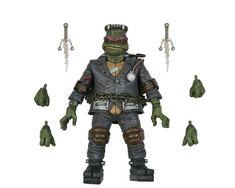 #NECAToys 31 Nights of Fright Reveal – Universal Monsters x Teenage Mutant Ninja Turtles Raphael as Frankenstein #31nightsoffright #31nightsofhalloween #halloween #tmnt #universalmonsters #neca #actionfigures