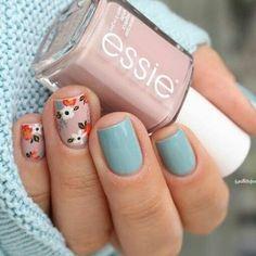 O que vocês acham dessa nail art?(via: @ofemininpl)