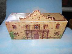 1950s Marx Walt Disney Davy Crockett Alamo Play Set Tin Litho Chapel Building #Marx