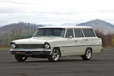 1967 Chevy Nova Wagon - My old classic car collection Chevy Nova, Nova Car, Beach Wagon, Car Station, Ford Flex, Old Classic Cars, Car Wheels, Amazing Cars, Vintage Cars