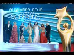 Los Presentadores De La Alfombra Roja #Soberano2013 #Video - Cachicha.com