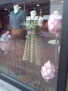 Image detail for -anthropologie s window display wonderland