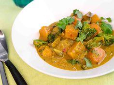 Intialainen kasviscurry - Reseptit