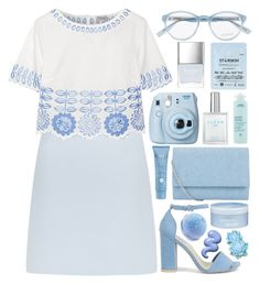 """""""Take me to the clouds"""" by ladyvalkyrie ❤ liked on Polyvore featuring Peridot London, Temperley London, Fujifilm, Thalgo, Jason Wu, John Lewis, Nly Shoes, CLEAN, Starskin and Aveda"""