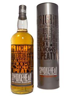 Viel Geschmack verspricht der Smokehead Extra Rare Islay Single Malt Scotch Whisky, der auf den schottischen Inseln hergestellt wird. Der Smokehead Extra Rare Whisky wurde 2010 abgefüllt und sucht seinesgleichen. Jahrelang ruhte er in...