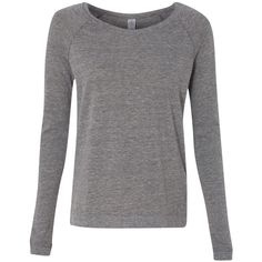 Eco Black Eco Jersey Off the Shoulder/WideNeck Pullover I AM THEIR VOICE