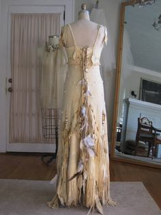 Leather Wedding Dress for Formal
