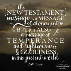 Aiden Wilson Tozer (1897 –1963) was an American Christian pastor, preacher…