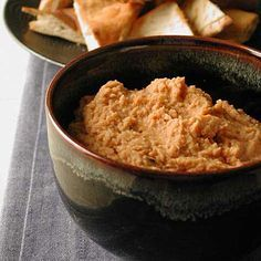 Quick and Healthy Ga     Quick and Healthy Garlic and Sun-Dried Tomato Hummus Recipe  https://www.pinterest.com/pin/71283606578184908/  Also check out: http://kombuchaguru.com