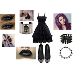 """Halloween - Lia"" by julieety on Polyvore"