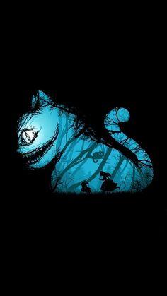 alice in wonderland quotes Alice im Wunderland - quotes Alice In Wonderland Pictures, Alice In Wonderland Drawings, Cheshire Cat Alice In Wonderland, Foto Fantasy, Fantasy Art, Arte Disney, Disney Art, Gato Alice, Cheshire Cat Tattoo