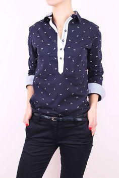 Dámska košeľa Tops, Women, Fashion, Moda, Fashion Styles, Fashion Illustrations, Woman