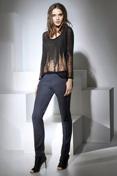 Elie Tahari | Pre-Fall 2014 Collection | Style.com