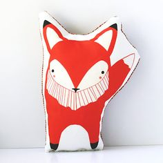 shortlisted! love gingiber's FOX PILLOW?  vote for it in event 2 of the handmade olympics http://www.rikrakstudio.blogspot.ca/2012/04/vote-event-2.html