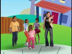 Ralph's World - Dance Around - YouTube Kids Music