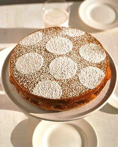 Pecan-Apricot Torte
