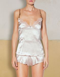 Silk Cami and Knickers DSQUARED2