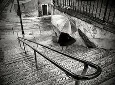 The Entertaining House: Summer Vacation Day Another Rainy Day Robert Frank, Diane Arbus, Photography Awards, Street Photography, Slippery Stairs, Best Street Photographers, I Love Rain, Brollies, Vacation Days