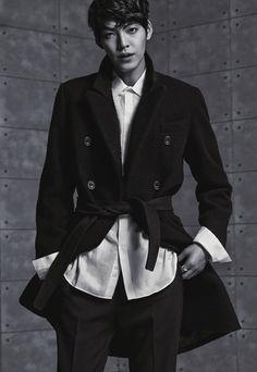 "kpophqpictures: "" [MAGAZINE] Kim Woo Bin – 1st Look Magazine Vol.59 1206x1750 """
