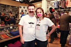 "Hammer Made ""Stache Bash"" Mall of America Opening Event - Say Cheese! https://www.facebook.com/HammerMade #hammermade #stachebash #movember #mallofamerica"