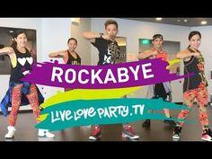 Rockabye | Live Love Party | Zumba® Fitness - YouTube