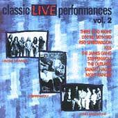 Classic Live Performances 2 - Lynyrd Skynyrd, Kiss - Rare Sealed Cassette