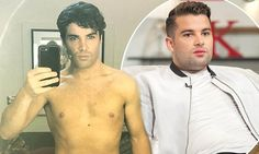Joe McElderry shows off weight-loss in a sizzling shirtless snap