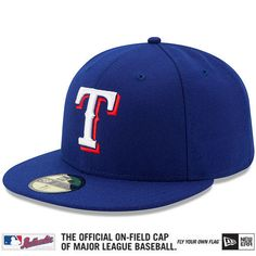 a0387a42dd1 Texas Rangers Authentic Collection On-Field 59FIFTY Game Cap