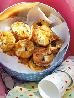 Ricotta muffins with just four ingredients! http://dailyfix.co.za/recipes/ricotta-muffins-with-just-four-ingredients/
