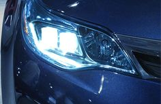 Laser Headlights Have Drivers Seeing the Road in a Whole New Light