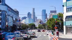 Ballade dans Art District Los Angeles, Glendale, petite ville calme qui se situe au Nord de Los Angeles, passage par le quartier japonais : Little Tokyo
