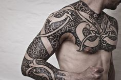 Armor of Wyrms, day 10. Tattoo of the ages by Meatshop-Tattoo on @DeviantArt