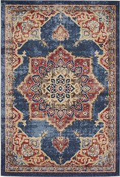 Traditional Persian Rugs Vintage Design Inspired Overdyed... https://www.amazon.com/dp/B01JOVU78U/ref=cm_sw_r_pi_dp_x_HCyCyb17217EV
